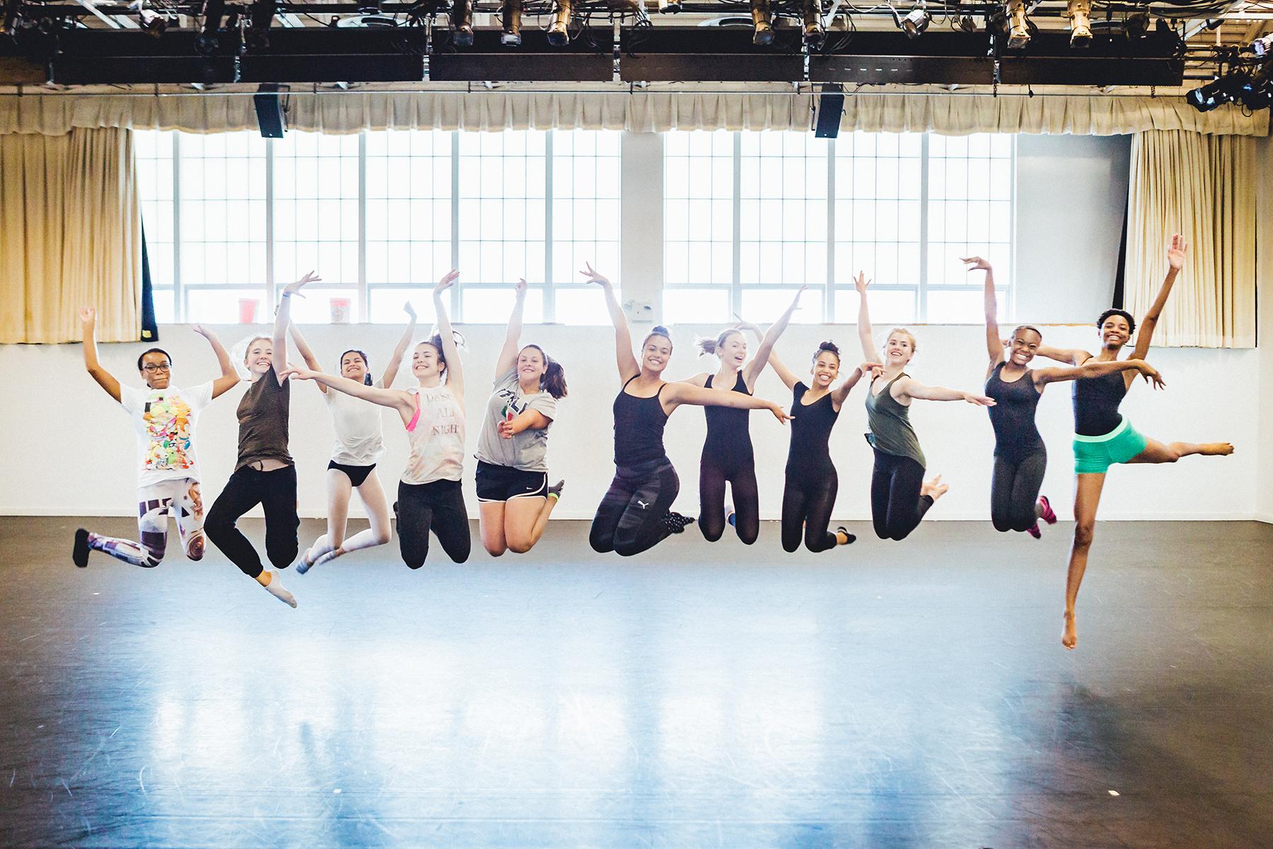 танцевальные классы картинка проект можно